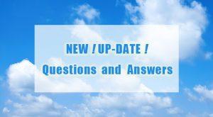 Q&A更新